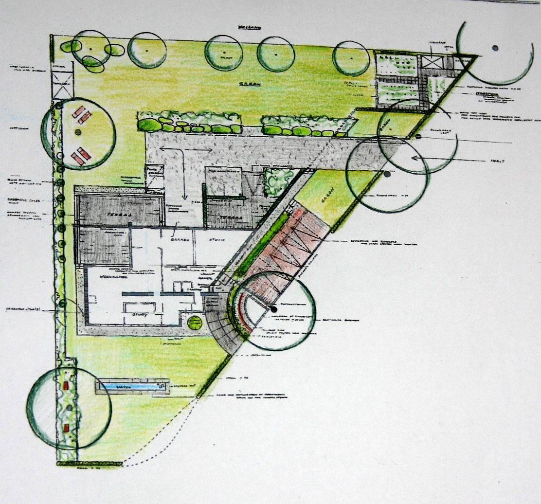 Wilt u uw eigen tuin ontwerpen dan kunt u daarbij geholpen worden deze
